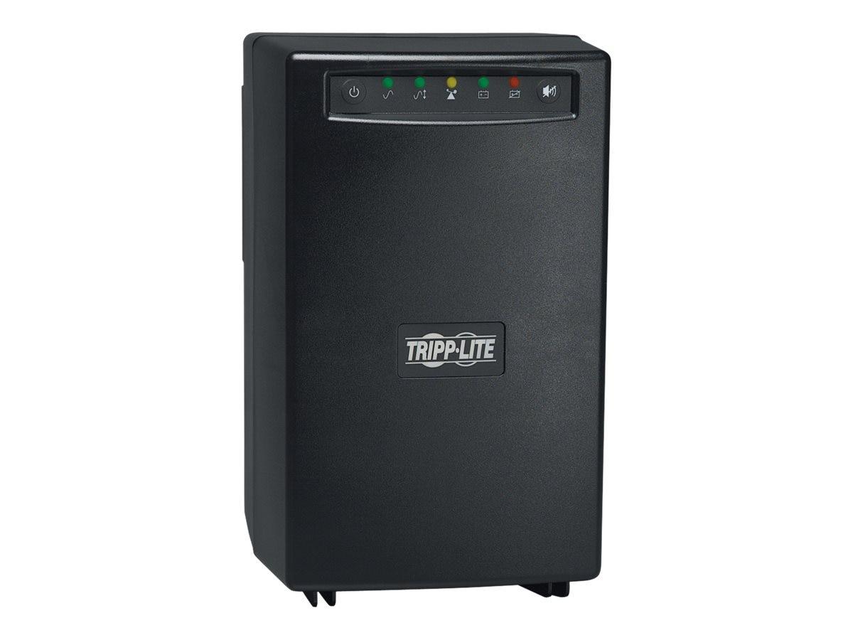 Tripp Lite SmartPro 1500VA 120V UPS Line-Interactive (6) Outlets, SMART1500, 411132, Battery Backup/UPS
