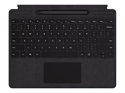 Microsoft Surface Pro X Signature Type Cover & Slim Pen Bundle, QJV-00001, 37616749, Keyboards & Keypads