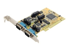 StarTech.com PCI2S232485I Main Image from Right-angle