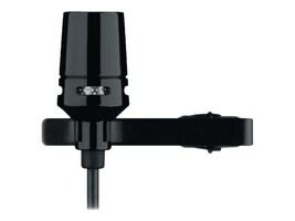 Shure Lavalier Condenser Microphone, CVL-B/C-TQG, 35060636, Microphones & Accessories