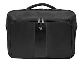 V7 Professional 2 Frontloader Carrying Case for 16 Notebook, CCP21-9N, 17413469, Carrying Cases - Notebook