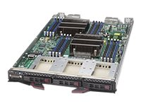 Supermicro SBI-7428R-T3 Main Image from Right-angle