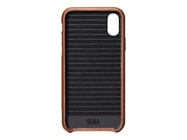 Targus DEEN LEATHERSKIN SNAP ON CASE IPHON X XS, SFD37906NPUS, 37235188, Carrying Cases - Phones/PDAs