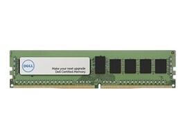 Dell 8GB PC4-19200 288-pin DDR4 SDRAM RDIMM for Select PowerEdge Models, SNP888JGC/8G, 32050766, Memory