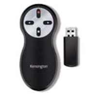 Kensington Wireless Presenter with Laser Pointer, 33374, 6816246, Remote Controls - Presentation