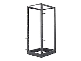 Intellinet 26U 19 4-Post Open Frame Adjustable-Depth Rack, 714242, 34358748, Racks & Cabinets