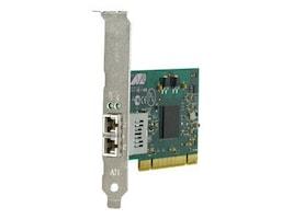 Allied Telesis 1-Pack, 1-Port Fiber SC Gigabit Ethernet NIC, 32-Bit PCI, RoHS, FED OK, AT-2916SX/LC-901, 8158865, Network Adapters & NICs