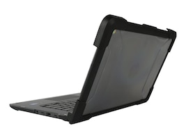 Max Cases HP Chromebook G5 14 Clamshell Case, HP-ES-CBCG5-14-BLK, 35451670, Carrying Cases - Notebook