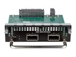 D-Link Stacking Module 2 Port 120Gbps, DXS-3600-EM-STACK, 15744951, Network Device Modules & Accessories