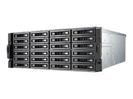Qnap 24-Bay SATA iSCSI 10GbE 4U Storage, TS-EC2480U-E3-4GE-R2, 31890616, SAN Servers & Arrays