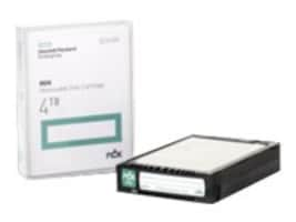 HPE 4TB RDX Removable Disk Cartridge, Q2048A, 34639814, Removable Drive Cartridges & Accessories