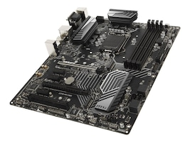 MSI Computer Z370 PC PRO Main Image from Right-angle