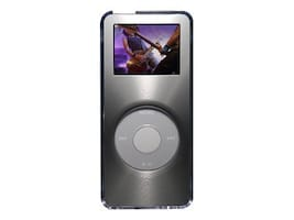 Belkin CLEAR ACRYLIC CASE WITH BRUSHE, F8Z116, 41124681, Digital Media Player Accessories - iPod