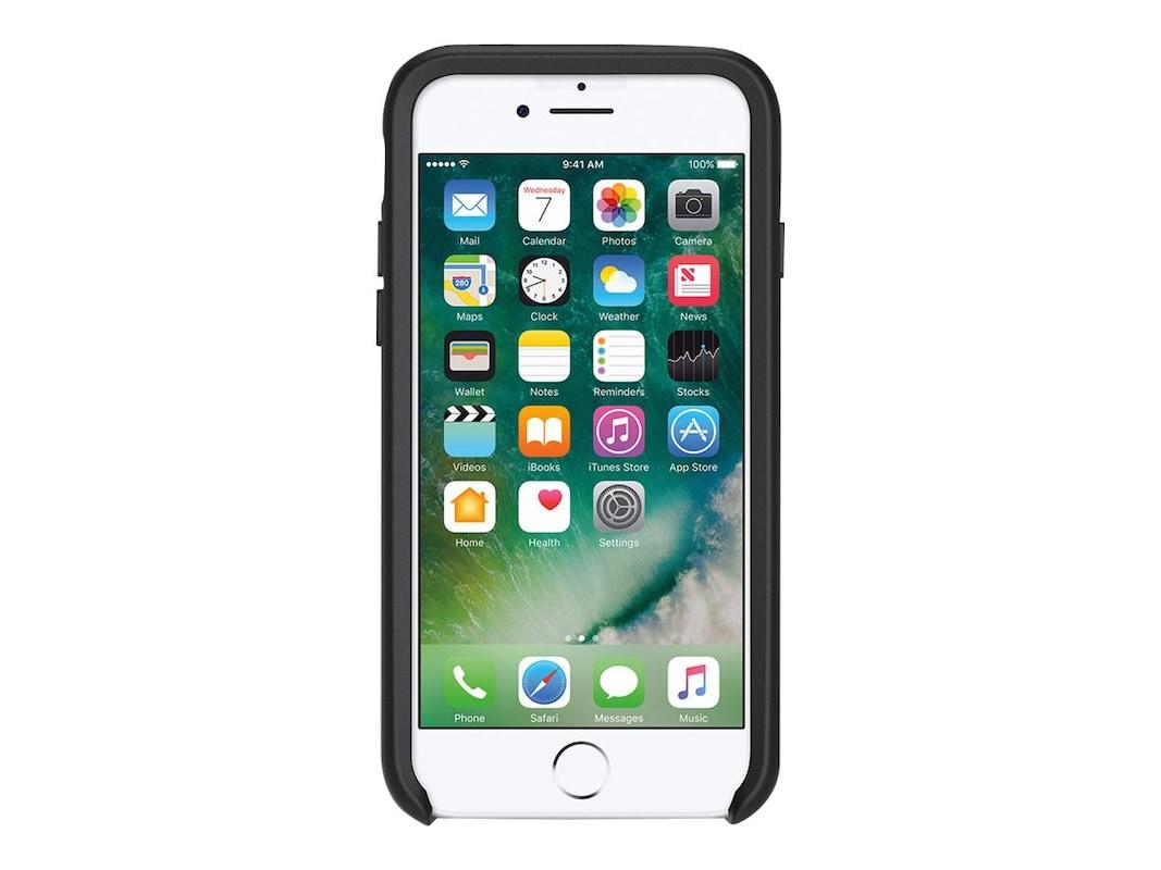 newest 08245 18d3d OtterBox Universe Case for iPhone 7, Black Pro Pack (77-54090)