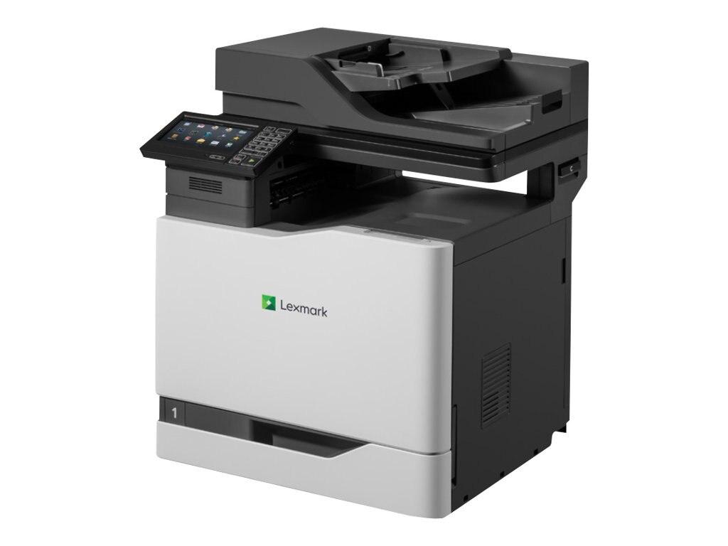 Lexmark CX820de Color Laser Multifunction Printer, 42K0010, 31428624, MultiFunction - Laser (color)