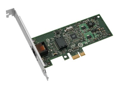 Intel Gigabit CT PCIe 1.1 Low Profile NIC, EXPI9301CTBLK, 17958995, Network Adapters & NICs