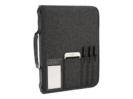 Shaun Jackson Higher Ground Datakeeper Chromebook Case, Gray, DTK011GRY, 31503997, Carrying Cases - Notebook