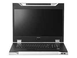 HPE LCD8500 1U Rackmount Console Kit, US TAA, AF645A, 22706805, KVM Displays & Accessories