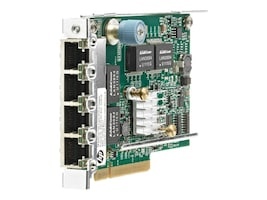 HPE Ethernet 1Gb 4-port 331FLR Adapter, 629135-B22, 17978195, Network Adapters & NICs