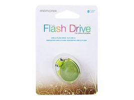 Imation 8GB Turtle USB 2.0 Flash Drive, 99267, 17576217, Flash Drives