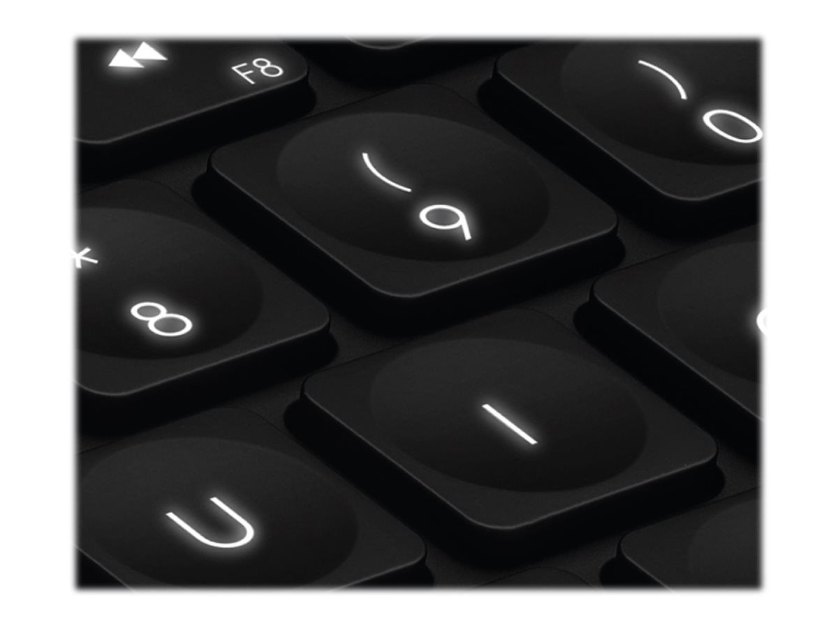 Logitech Craft Advanced Wireless Keyboard w Creative Input Dial