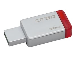 Kingston DT50/32GB Main Image from Left-angle