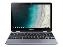 Samsung Chromebook Plus Celeron 3965Y 1.5GHz 4GB 32GB SSD ac BT 2xWC 12.2 FHD MT Chrome OS, XE521QAB-K02US, 36408884, Notebooks - Convertible