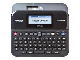 Brother PT-D600 PC-Connectable Label Maker, PT-D600, 17964949, Printers - Label