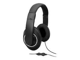 Avid AE-9092 Headset w Built In Microphone - Black, AE-9092, 16709920, Headsets (w/ microphone)