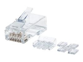 Intellinet Cat6 RJ-45 Modular Plugs (80-pack), 790536, 33218778, Premise Wiring Equipment