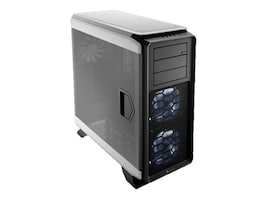 Corsair Chassis, Graphite Series 760T, White, CC-9011074-WW, 18022515, Cases - Systems/Servers