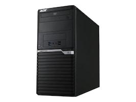 Acer Veriton M4640G-I7670Z Core i7-6700 3.4GHz 16GB 1TB DVD SM Gbe W7P64-W10P64, DT.VMTAA.003, 31813629, Desktops