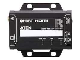 Aten HDMI HDBaseT 4K Receiver, VE811R, 35039271, Video Extenders & Splitters