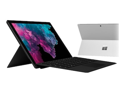 Microsoft Surface Pro 6 Core i5 8GB 256GB Black, LQ6-00016, 36215791, Tablets