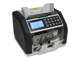 Royal Sovereign BILL COUNTER VALUE COUNTING    PERPFRONT LOAD BILL COUNTER 1500 MIN, RBC-ED250, 37793796, Cash Drawers