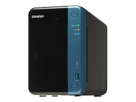 Qnap TS-253BE 2-Bay Professional NAS, TS-253BE-2G-US, 35381691, SAN Servers & Arrays
