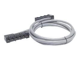 APC Cat5e Data Distribution Cable, Gray, 7ft, DDCC5E-007, 7797315, Cables