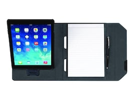 Fellowes Mobilepro Series Deluxe Folio for iPad Air, Air 2, 8201101, 30881566, Carrying Cases - Tablets & eReaders