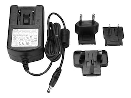 StarTech.com DC Power Adapter, 5V 4A, C-Type Barrel, SVA5M4NEUA, 34068409, AC Power Adapters (external)