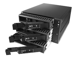 Vantec EZ Swap M3500 Series 3-Bay 3.5 Mobile Rack, MRK-M3503T, 17433945, Drive Mounting Hardware