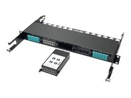 Tripp Lite 2 x 24 Fiber MTP MPO to 6 x 12 Fiber MTP MPO Breakout Cassette, N482-2M24-6M12, 17918491, Cable Accessories