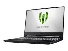 MSI WE65 9TJ-006 Core i7-9750H 32GB 512GB 15.6, WE65006, 37306020, Workstations - Mobile