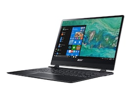 Acer Swift 7 WF714-51T-M4PV Core i7-7Y75 1.3GHZ 8GB 256GB SSD ac 4G FR WC 14 FHD MT W10P64, NX.GUHAA.002, 35874120, Notebooks