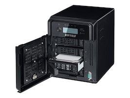 BUFFALO TeraStation 3400 12TB RAID NAS, TS3400D1204, 15998459, Network Attached Storage