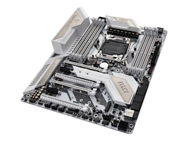 MSI Computer X299 TOMAHAWK ARCTIC Main Image from Right-angle