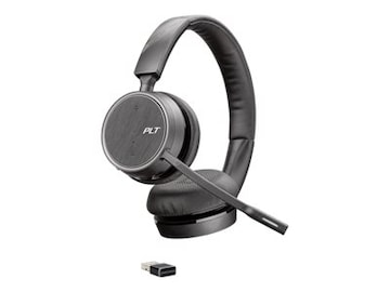 Plantronics Voyager B4220 USB-A Headset, 211996-101, 37511681, Headsets (w/ microphone)