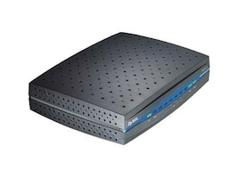 Zyxel ADSL2+ Bonded 4-Port Gateway, P663H51, 8557938, Network Voice Servers & Gateways