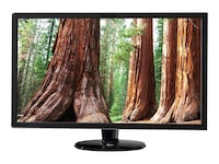 Planar 24 PXL2470MW Full HD LED-LCD Monitor, Black, 997-7346-00, 16668988, Monitors