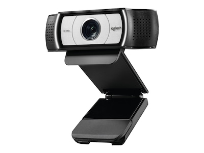 Logitech C930E Webcam, 960-000971, 36375816, WebCams & Accessories