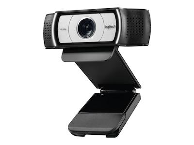 Logitech C930E Webcam, 960-000971, 36375816, WebCams & Accessories